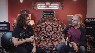 Dan from 'That Pedal Show' joins us to check out some Aussie made pedals! Inc Bondi Effects Breakers