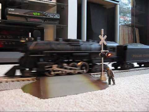 Modelling Railway Toy Train Scenery -Great Christmas Train V – Lionel Polar Express