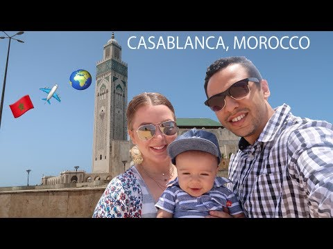 TRAVELED TO CASABLANCA, MOROCCO...AMAZING TIME