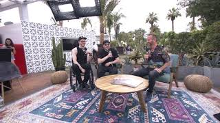 VR180 Portugal the Man Interview - Coachella 2018