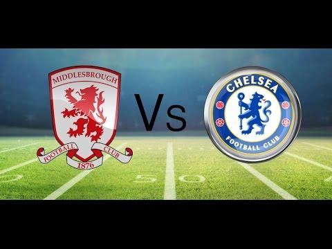 Chelsea Vs Middlesbrough Live Stream 2016
