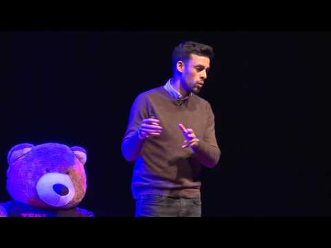 The expert in failure: Caleb Meakins at TEDxManchester