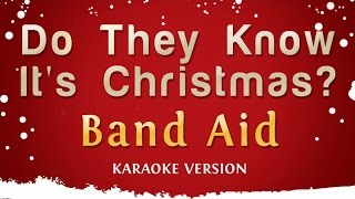Band Aid - Do They Know It