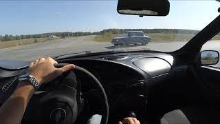 POV Test Drive Chevrolet Niva 4x4 2009