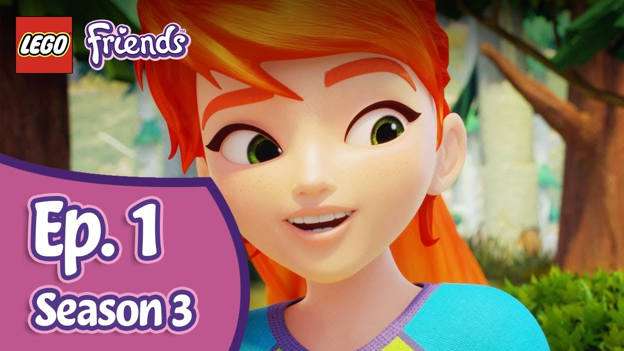 Download Friends: Girls on a Mission  LEGO® Full Episodes   Episode 1:Follow Your Passion