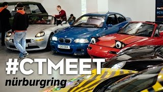 The Official Video Of Car Throttle's First International Meet At The Nürburgring