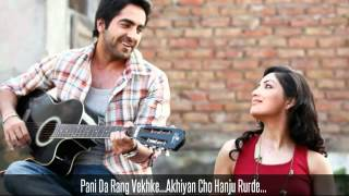 Vicky Donor - Pani Da Rang - New Hindi Song 2012 (April 2012) - YouTube.flv