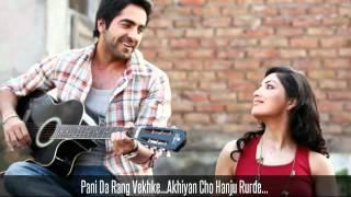 Vicky Donor - Pani Da Rang - New Hindi Song 2012 (April 2012) - YouTube.flv