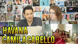 Camila Cabello -  Havana - REACTION!