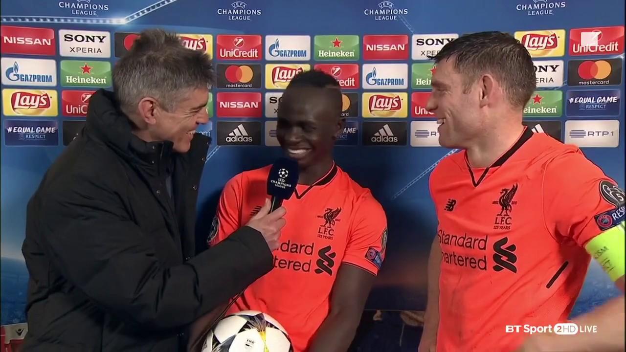 "Sadio Mane: ""We score all the time!"" - Porto 0-5 Liverpool #1"