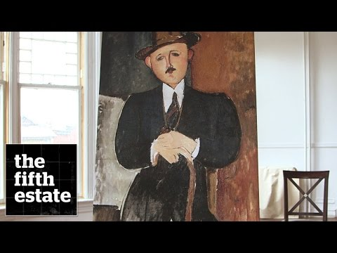 The Mystery of the Modigliani Masterpiece - the fifth estate