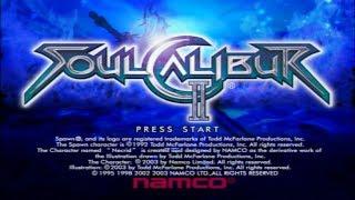 SoulCalibur II (Xbox)【Longplay】