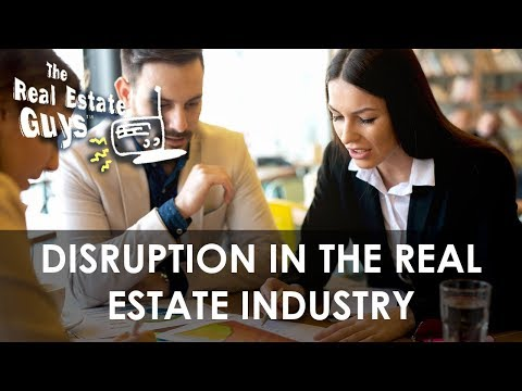 Disruption in the Real Estate Industry