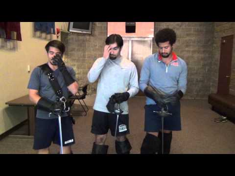 Three Musketeers Stage Combat Class