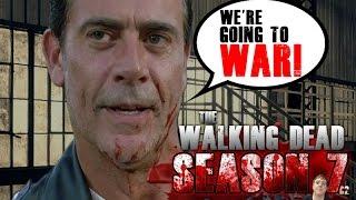 The Walking Dead Season 7 Finale - How Will Season 7 End?