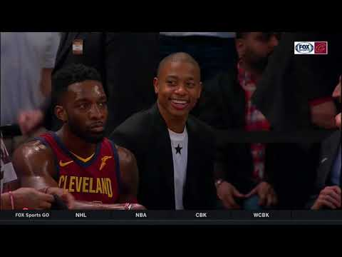 Isaiah Thomas enjoys supporting teammates, wants to bring energy to Cleveland Cavaliers from bench