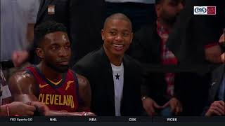 Video Isaiah Thomas enjoys supporting teammates, wants to bring energy to Cleveland Cavaliers from bench download MP3, 3GP, MP4, WEBM, AVI, FLV November 2017
