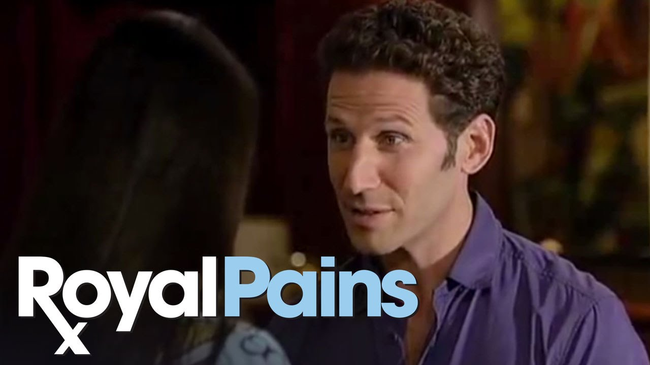 """Download Royal Pains - """"Open Up Your Yenta Mouth and Say Ah"""" Scene 3 -Mid-Season Finale"""