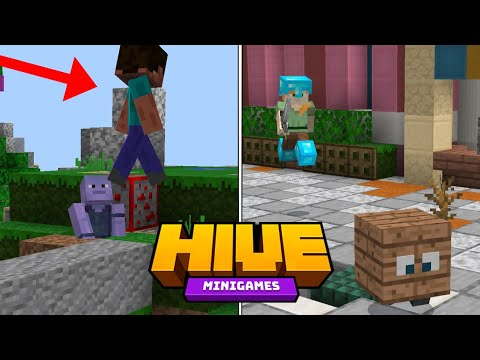 Hive Trapping, In Every Game (Skywars, Treasure Wars) |