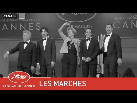 THE MEYEROWITZ STORIES - Les Marches - VF - Cannes 2017