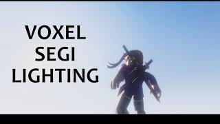 ROBLOX Voxel Segi Beleuchtung (READ DESC) 720p 60 FPS