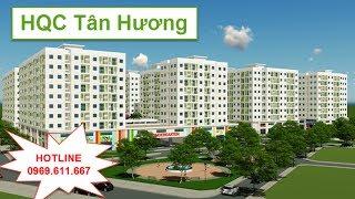 HQC Tân Hương - Dự án căn hộ chung cư giá rẻ tốt nhất Tiền Giang