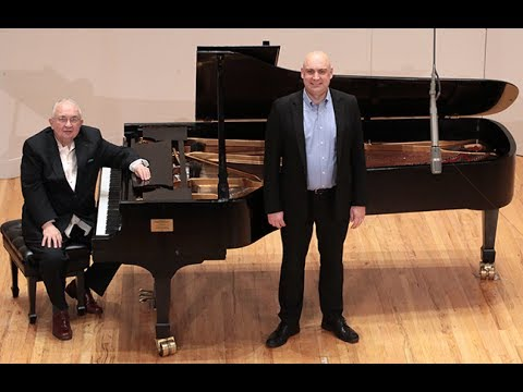 Thomas Grubb, piano, Robert Brandt, baritone; Verlaine, Fauré, ASPSNY