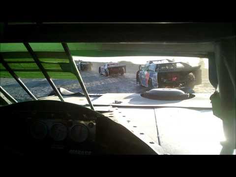 WISSOTA Super Stock - Sheyenne River Speedway - 7/26/15 - Feature