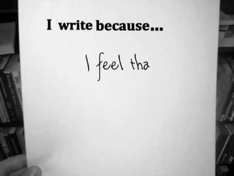 I Write Because: Pittsburgh South Writers Group In...