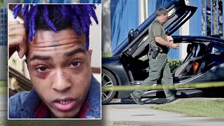 Cops Say Slain Rapper XXXTentacion Was Target of Thieves: Report