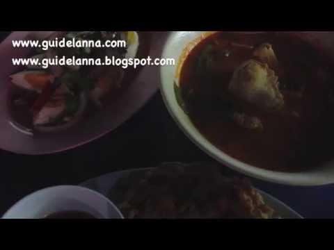 ร้านอาหารแนะนำ ร้านเตี้ย หัวปลาหม้อไฟ ข้างธนาคารกรุงไทย สาขาหางดง เชียงใหม่