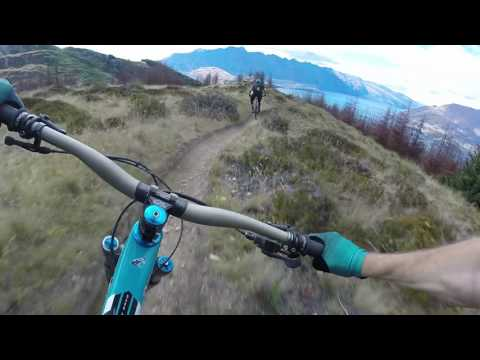 Mountain Biking in Queenstown, New Zealand / Beached As Trail