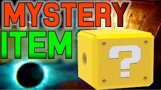 Black Ops 3 Zombies The Giant MYSTERY ITEM, THE GIANT SECRET OBJECT OR GLITCH