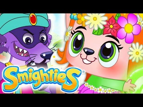 Smighties -  Sneaky Genie And Fairy Tale | Cartoons For Kids | Children's Animation Videos