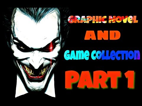 Graphic Novel and Game Collection