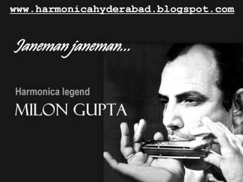 Janeman janeman :: Milon Gupta on Mouth Organ