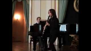 Carl Stamitz - Clarinet Concerto B-dur, No. 3 Part 3 - Rondo