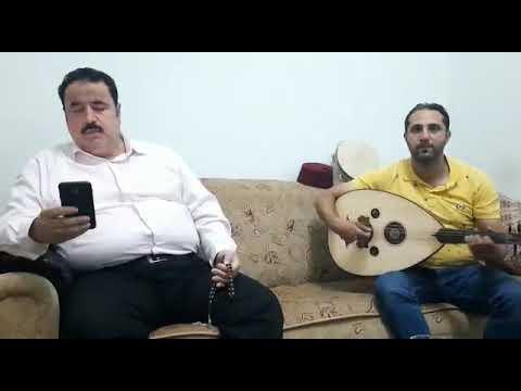 تقاسيم من مقام البيات في سهرة مع الأستاذ صلاح حسون