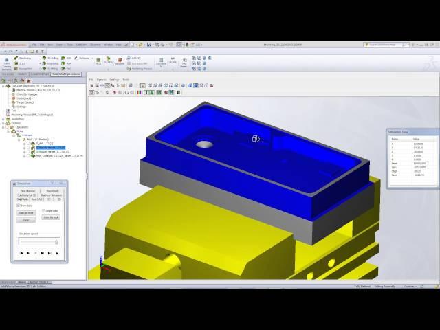 iMachining 3D Part 2