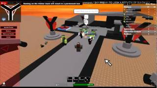 ROBLOX: Hack at the Vaktovian [VAK] Recruitment Center