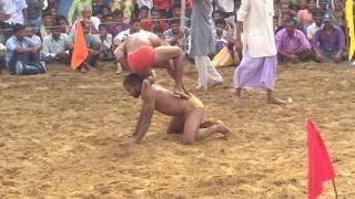 विजेता पहलवान की कुश्ती ऐसे दाव जो आपने पहले कभी नही देखे होंगे। दंगल थाना कुरहफतेहगढ़ चंदौसी