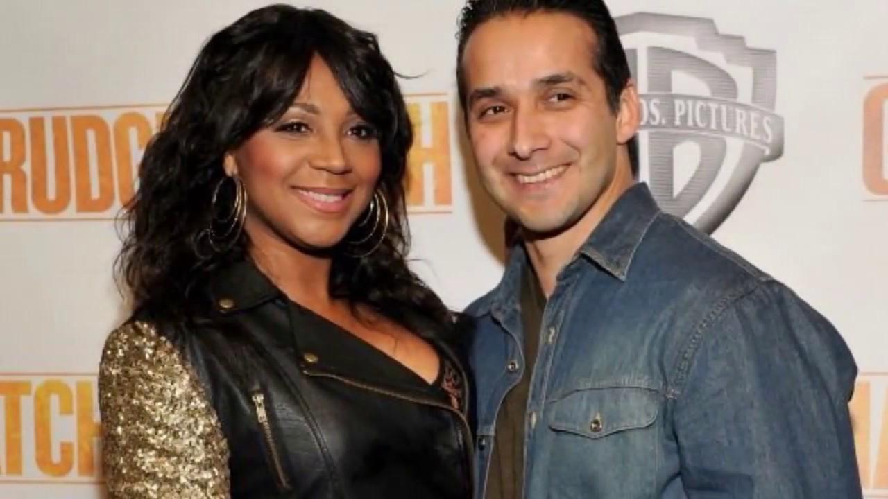 Trina Braxton Ex Husband Gabe Solis Dies From Cancer At 43 ...  Trina