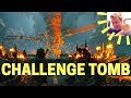 Shadow of the Tomb Raider: Hidden City Path of Battle Challenge Tomb (Wild Jungle Base Camp)