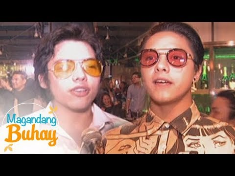 Magandang Buhay: JC and Daniel Padilla's message for their mom Mp3