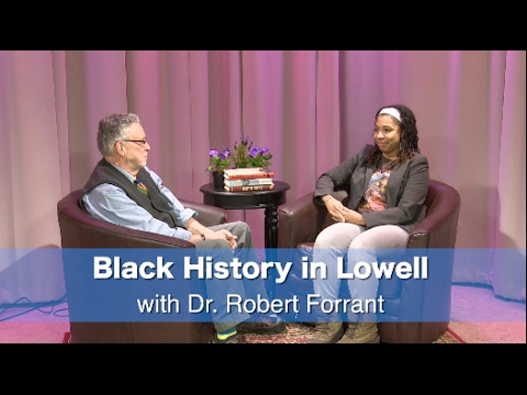 Black History In Lowell