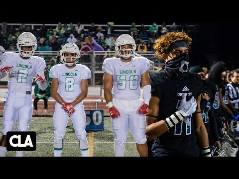 Lincoln (San Diego) vs Culver City   96 POINTS SCORED!!! CIF State Regional Semifinals Highlights