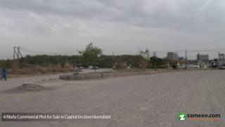 COMMERCIAL PLOT FOR SALE IN CAPITAL ENCLAVE ISLAMABAD NEAR BY MAIN ISLAMABAD EXPRESS WAY thumbnail