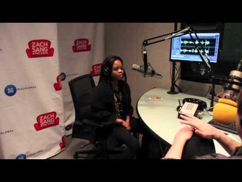 Gabby Douglas Interview
