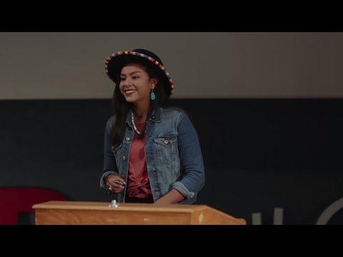 Indigenous Rising | Liliana Tamayo | TEDxYouth@DinosaurPark