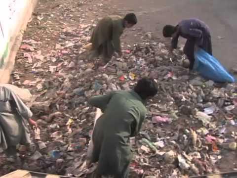 Working Children in Pakistan: Concern's response